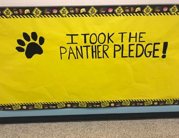 Panther Pledge Against Bullying