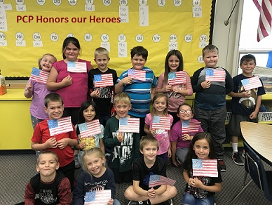 PCP Honors our Heroes
