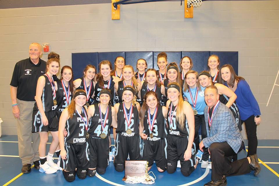 The Lady Panthers have not been District Champions since 1993!