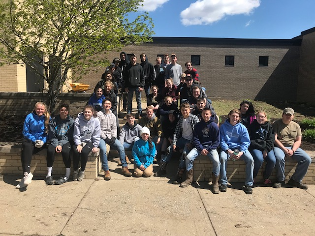 Senior Saturday – April 27, 2019