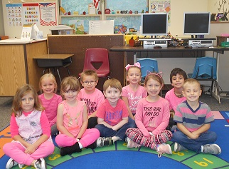 PINK OUT DAY – Mrs. Creehan's Class