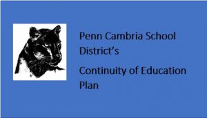 Link to https://www.pcam.org/covid-19-continuity-of-education-plan/