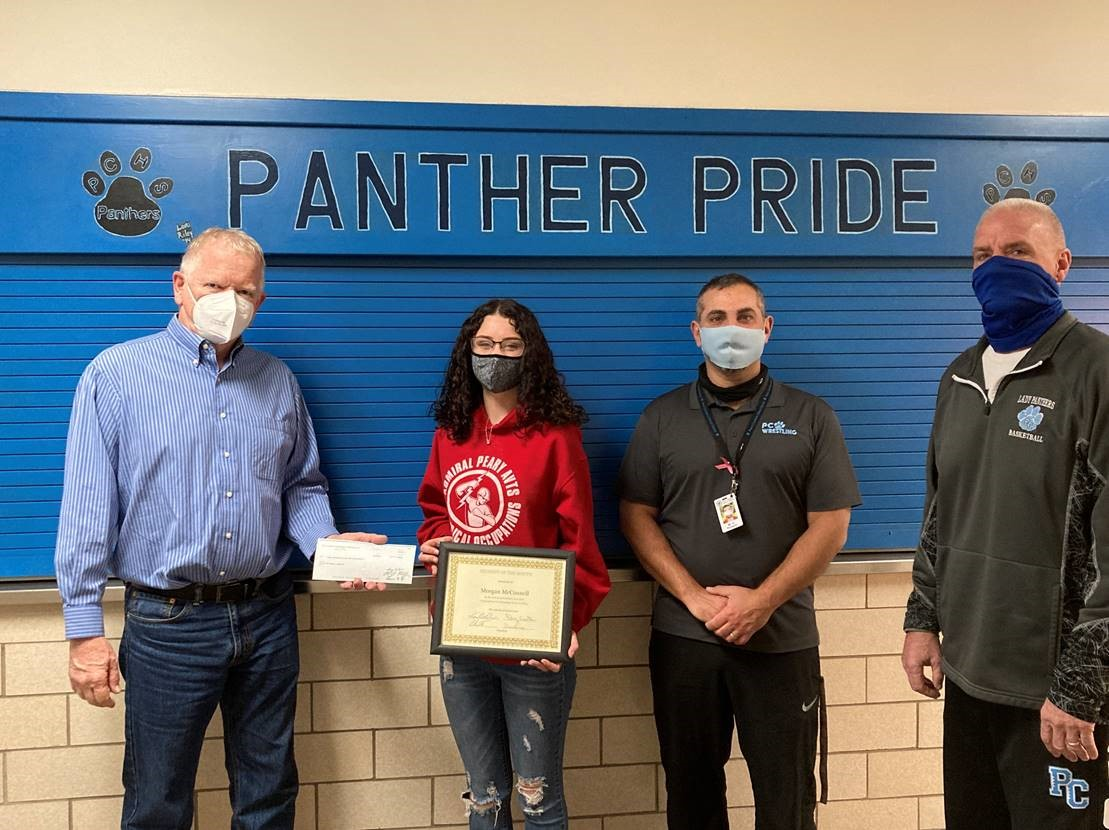 Student of the Month – January