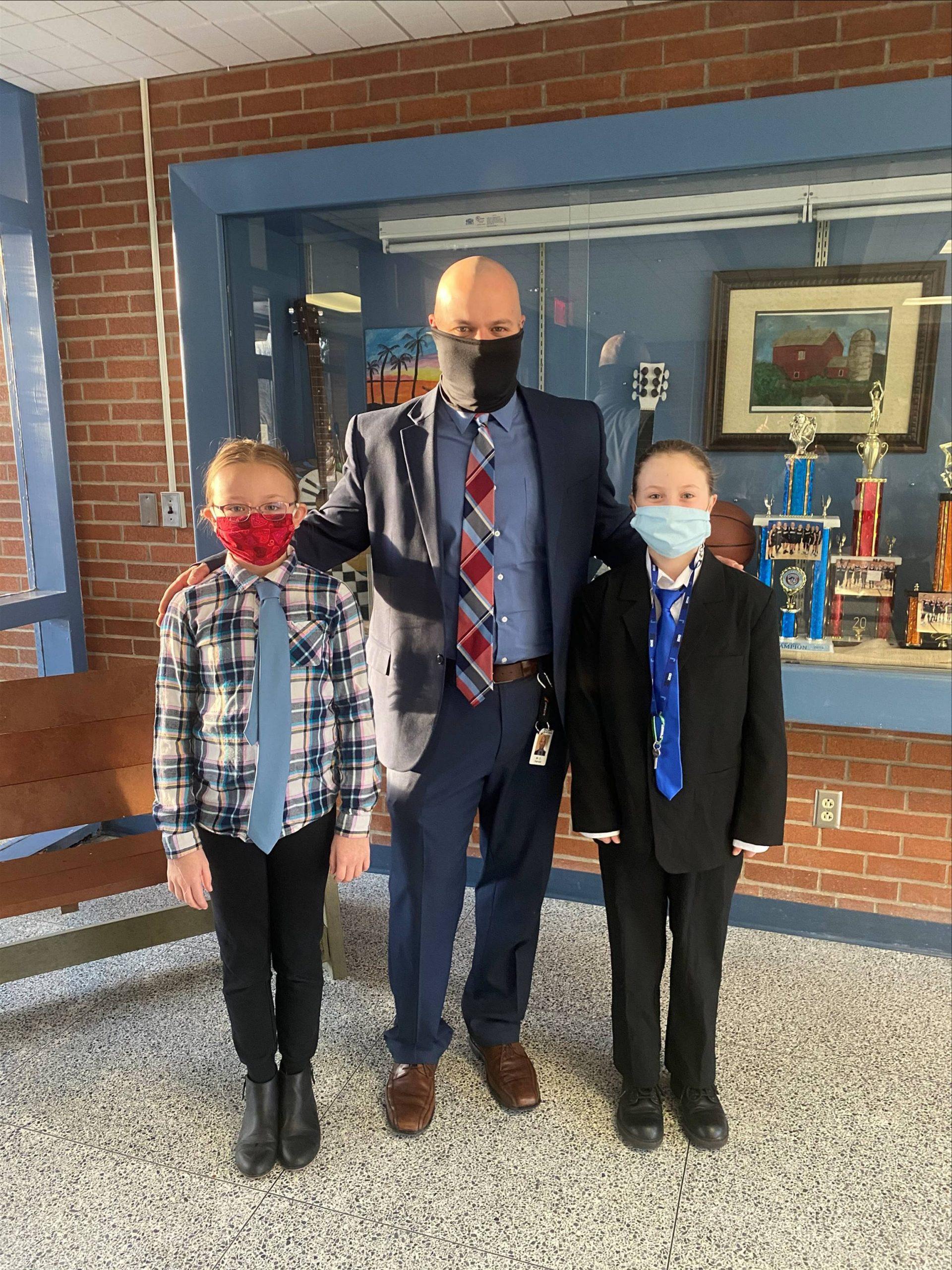 """""""Dress Like your Principal"""" Day"""