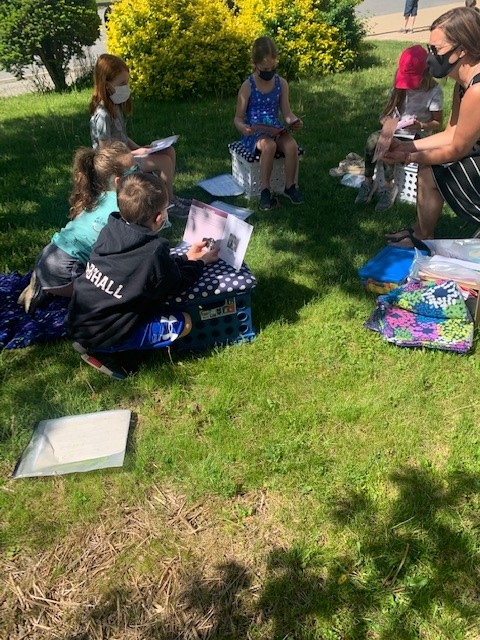 Sunshine and Learning at the Primary School
