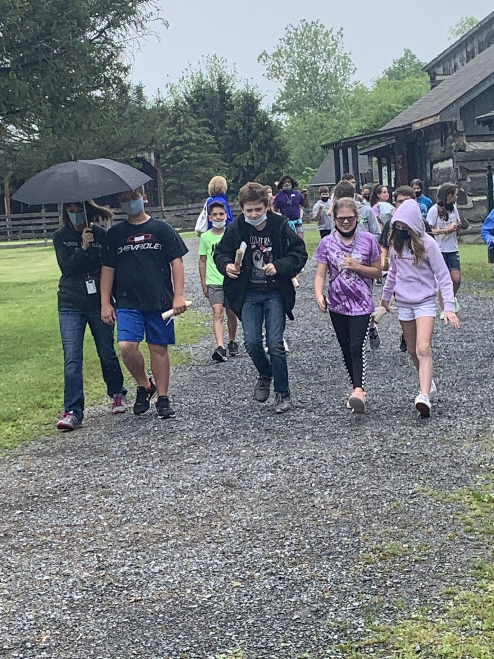 5th Grade Field Trip Pics