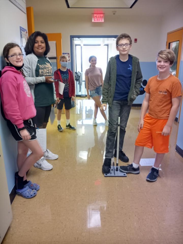 6th Grade Rocket Lab